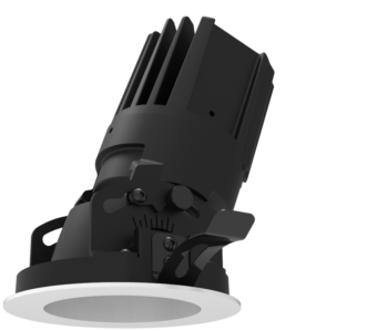 DLA60- adjustable downlights -round